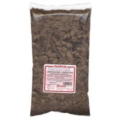 Eik chips Amerikaans heavy toast 250 gram