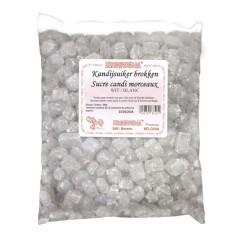 Kandijsuiker wit brokken 500 g