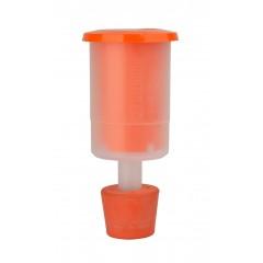 Speidel waterslot met rubberen stop voor vaten type BD/FD