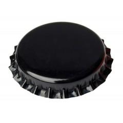 Kroonkurken 26 mm zwart 1.000 st.