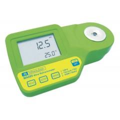 Refractometer digitaal 0-230 Oe + 0-50 Brix