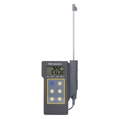 Thermometer digitaal + alarm -50 +300°