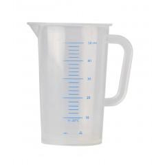 Maatkan polypropeen gegradueerd 50 ml