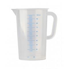 Maatkan polypropeen gegradueerd 100 ml