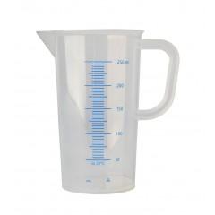 Maatkan polypropeen gegradueerd 250 ml