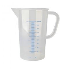 Maatkan polypropeen gegradueerd 1000 ml
