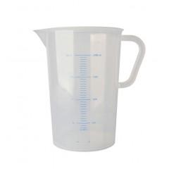 Maatkan polypropeen gegradueerd 2000 ml