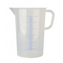Maatkan polypropeen gegradueerd 3000 ml