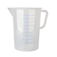 Maatkan polypropeen gegradueerd 5000 ml