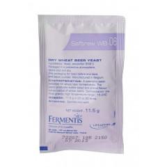 Fermentis biergist gedroogd Safbrew WB-06 11,5 g