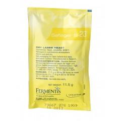 Fermentis biergist gedroogd Saflager S-23 11.5 g