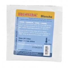 Biergist Brewferm Blanche  12 g