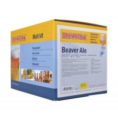 Moutpakket BREWFERM BEAVER-ALE voor 20 liter