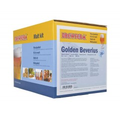 Moutpakket BREWFERM GOLDEN BEVERIUS voor 20 liter