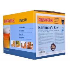 Moutpakket BREWFERM BARLIMANS BEST voor 20 liter