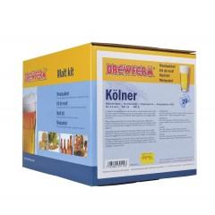 Moutpakket BREWFERM KOLNER voor 20 liter