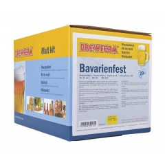 Moutpakket BREWFERM BAVARIENFEST voor 20 liter
