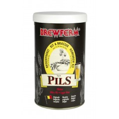 Bierkit Brewferm pils voor 12-20 l