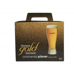 Bierpakket MUNTONS GOLD continental pilsner 3kg