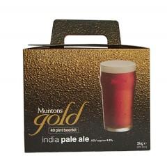 Bierpakket MUNTONS GOLD India pale ale 3kg