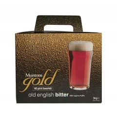 Bierpakket MUNTONS GOLD Old English bitter 3kg