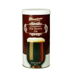 Bierpakket MUNTONS nut brown ale 1.8kg