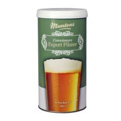 Bierpakket MUNTONS export pilsner 1.8kg