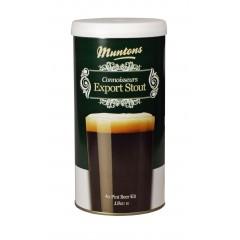 Bierpakket MUNTONS export stout 1.8kg