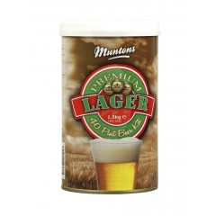 Bierpakket MUNTONS premium lager 1.5kg