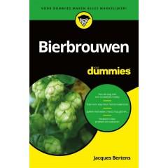 Bierbrouwen voor Dummies door Jacques Bertens