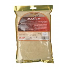 Moutextract poeder Muntons medium 22-44 EBC 500 g