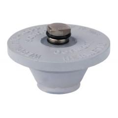 Gummi-dop met drukventiel voor drukvat mini 5 l
