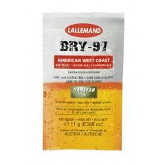 LALLEMAND biergist gedroogd BRY-97, 11 g