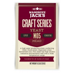 Gedroogde gist Mead - Mangrove Jack's Craft Series - 10 g