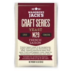 Gedroogde biergist French Saison M29 - Mangrove Jack's Craft Series - 10 g