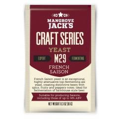 Gedroogde biergist French Saison M29 - Mangrove Jack's Craft Series - 10 g