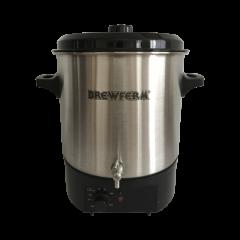 Brewferm elektrische brouwketel rvs 27 l