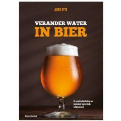Verander water in bier, Auteur: Adrie Otte 2de uitgave