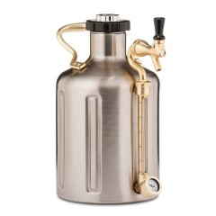 GrowlerWerks uKeg 128 rvs - 3,8 l