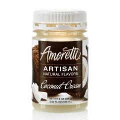 Amoretti - Artisan Natural Flavors - Kokosnoot 226 g
