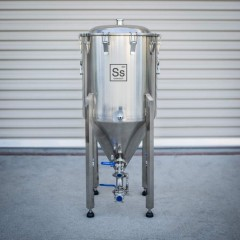 Ss Brewtech Chronical Fermenter 79 liter (halve bbl)