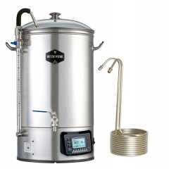 Brew Monk Alles-in-een brouwsysteem Nieuw Model 2020!