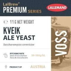 LALLEMAND LalBrew gedroogde biergist Voss Kveik Ale - 11 g