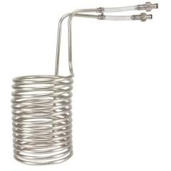 Wortkoeler 20 liter RVS